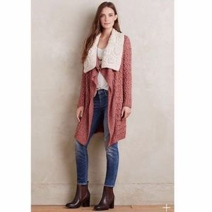 Knitted & Knotted S Lilitz Chunky Cardigan sweater